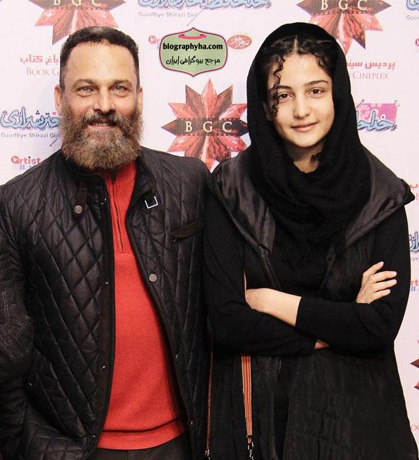 یاری و دخترش - بیوگرافی حسین یاری و همسرش+داستان عاشقی و بازیگری