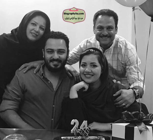 خانواده حسین یاری - بیوگرافی حسین یاری و همسرش+داستان عاشقی و بازیگری