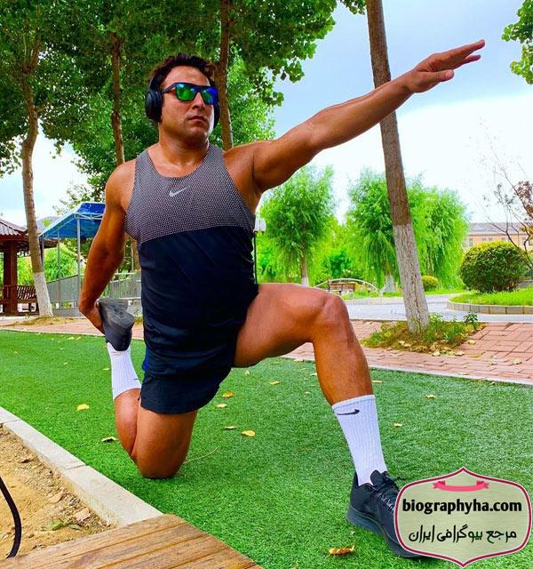 ورزشکار احسان حدادی - بیوگرافی احسان حدادی از المپیک تا پرونده شلاق با ناگفته ها